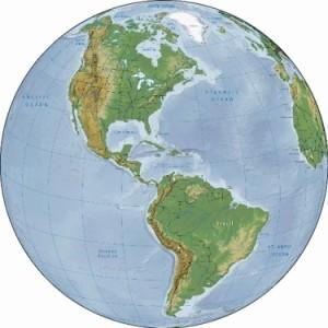 Globe-americas