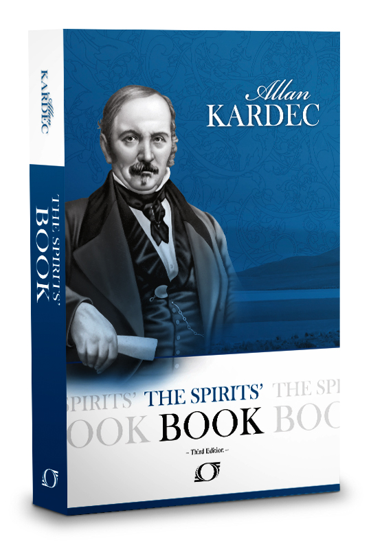 The one must read book in the series of book about Spiritism