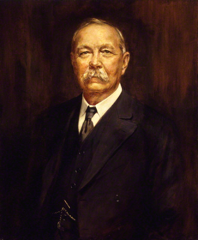 """arthur conan doyle 4 essay """"an epoch-making event described by a conan doyle"""" the strand 's readership was well acquainted with sir arthur conan doyle most of his wildly popular sherlock holmes stories had appeared for the first time in its pages."""